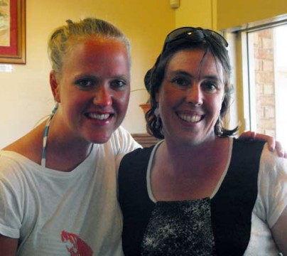 Celeste -The Sunny Cowgirls & Fleur McDonald - the voice of the outback