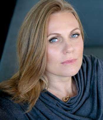 Caroline Overington - Author of Matilda is Missing