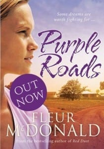 Purple Roads by Australian Author Fleur McDonald
