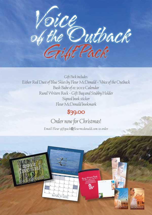 Voice of the Outback Gift Pack by Fleur McDonald
