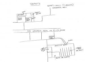 Satellite Depot in Purple Roads by Fleur McDonald