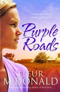 PURPLE ROADS by Australian Author Fleur McDonald Voice of the Outback