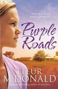 Purple Roads by Australian Author Fleur McDonald - Voice of the Outback