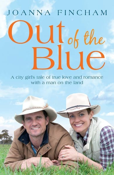 Out of the Blue by Jo Fincham