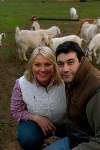 Megan and Taylan Atar of Seven Hills Tallarook