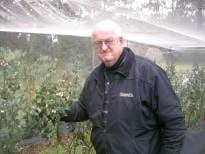 Ridley Bell of Mountain Blue Orchards
