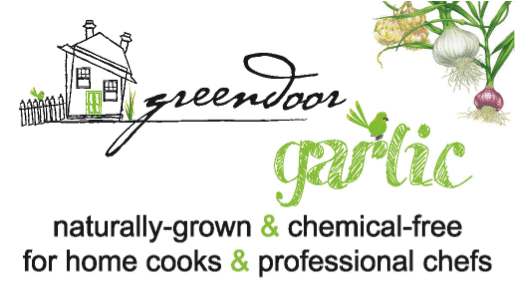 greendoor garlic logo