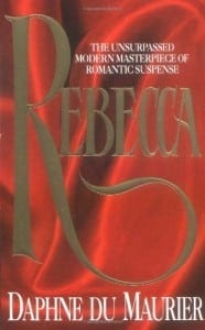 The classic novel, Rebecca