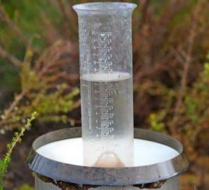 How we measure the rain