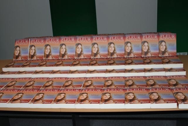 140 copies of CRIMSON DAWN #OMGOODNESS!!