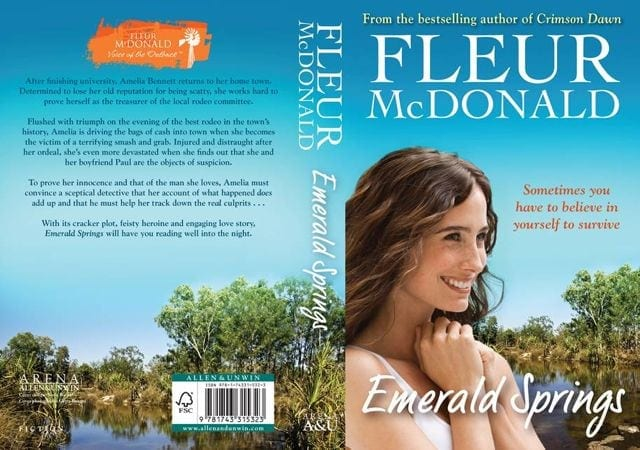 Emerald Springs by Fleur McDonald