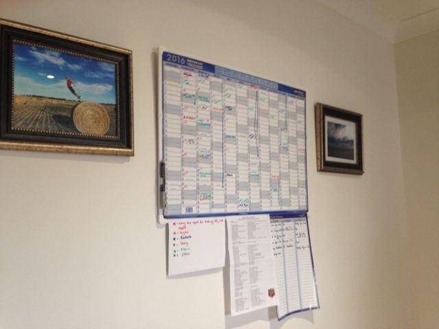 My new getting-organised planner