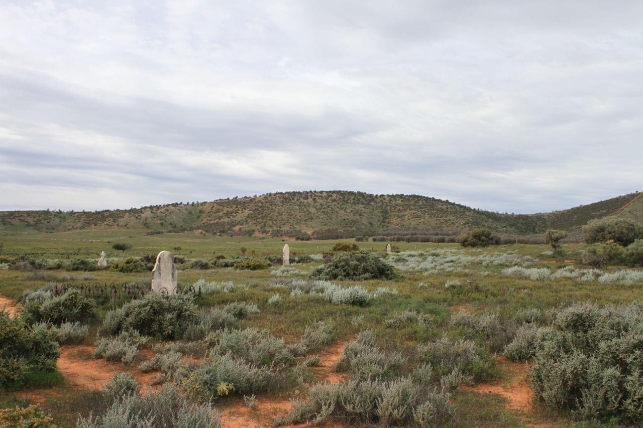 The Wilson Cemetery