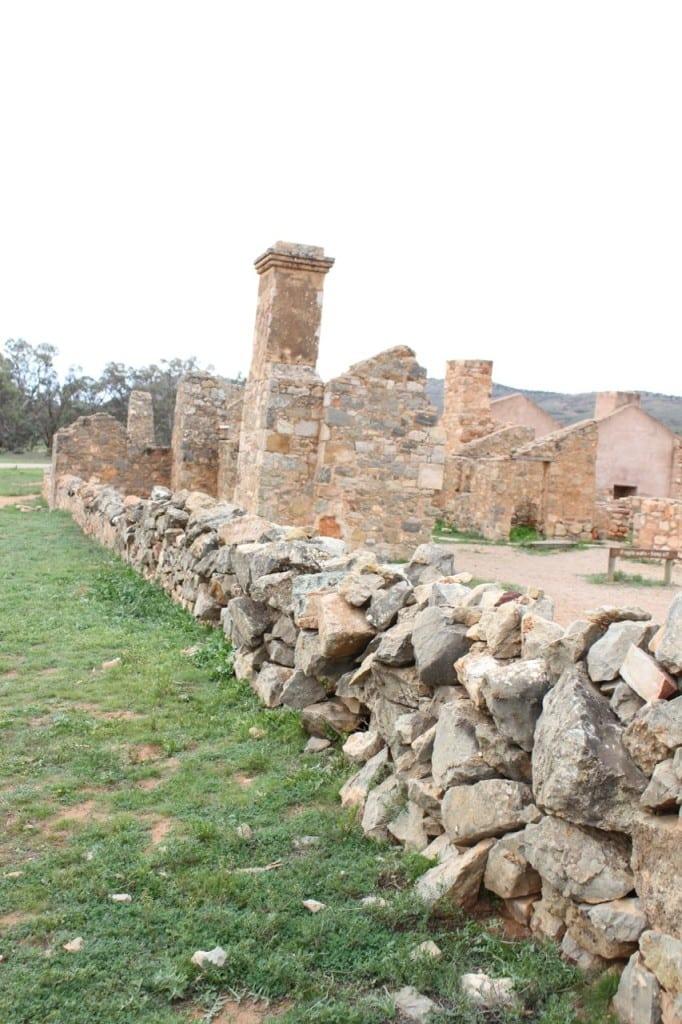 The Kanyaka Ruins
